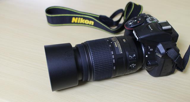 Nikon D5300 一眼レフと言えばフード!HB-69 PCまなぶ