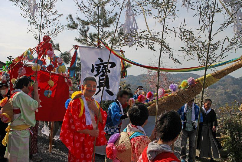 守田神社春の大例祭