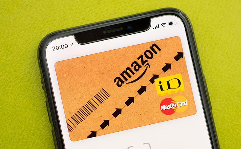 iPhone X & AmazonカードによるiD支払いが便利 - PCまなぶ