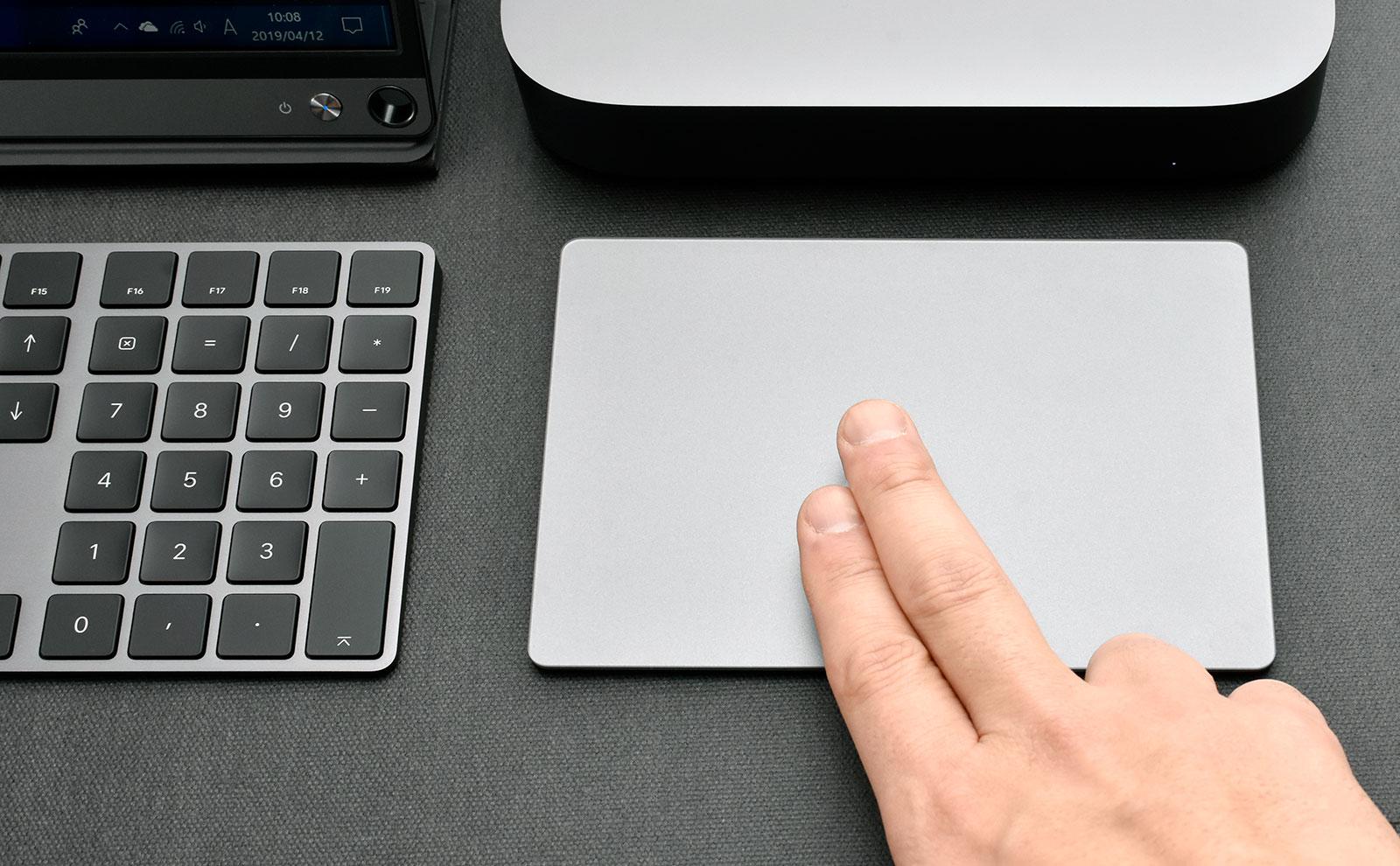 Magic Trackpad 2 Windows